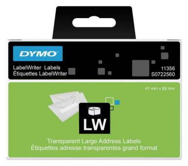 Original Dymo Etiketten Namensschilder 41mm x 89mm