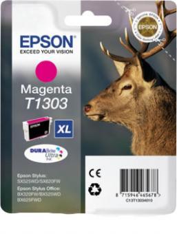 Original Druckerpatronen Epson T1303 Magenta