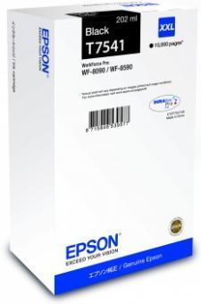 Original Epson Patronen T7541 XXL Schwarz