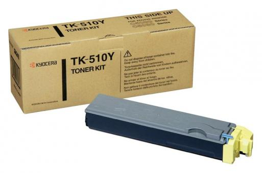Original Kyocera Toner TK-510Y Gelb