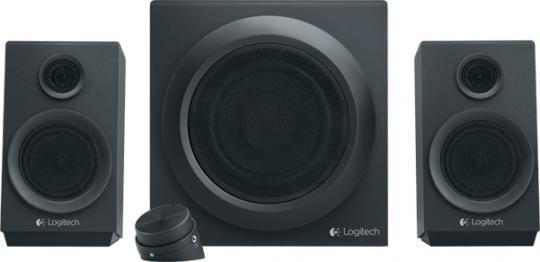 Logitech Z333 2.1 Lautsprecher System