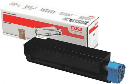 Original Oki Toner 44917602 Schwarz