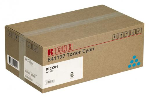 Original Ricoh Toner MP C2550E Cyan