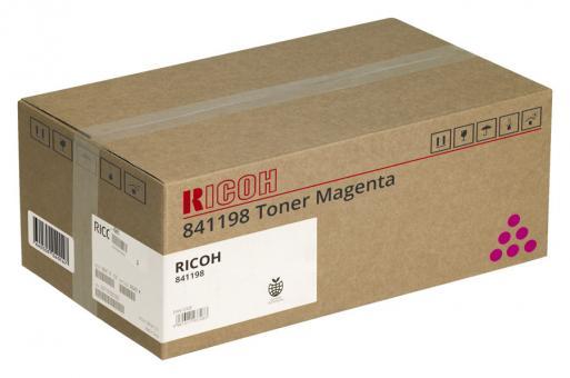 Original Ricoh Toner MP C2550E Magenta