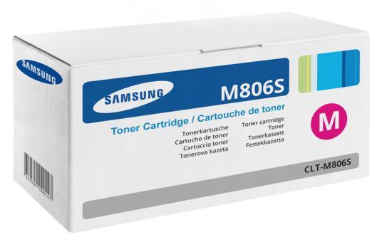 Original Samsung Toner CLT-M806S Magenta