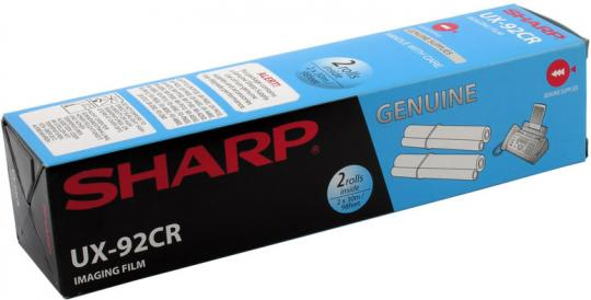 Original Sharp Thermo-Transfer-Rolle UX-92CR