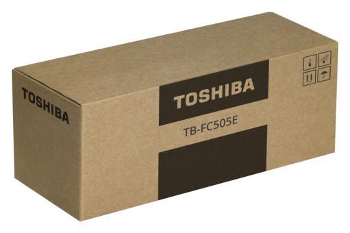 Original Toshiba Resttonerbehälter TB-FC505E Schwarz