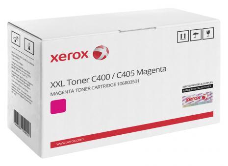 Original Xerox XXL Toner C400 / C405 106R03531 Magenta
