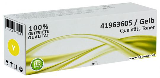 Alternativ OKI Toner C9300 C9500 Gelb