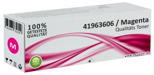 Alternativ OKI Toner C9300 C9500 Magenta
