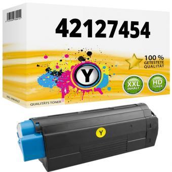 Alternativ OKI Toner C5250 C5450 C5510 C5540 Gelb