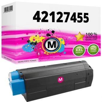 Alternativ OKI Toner C5250 C5450 C5510 C5540 Magenta