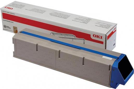 Original Oki Toner 45536416 Schwarz