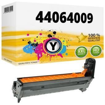 Alternativ OKI Trommel 44064009 Yellow / Gelb
