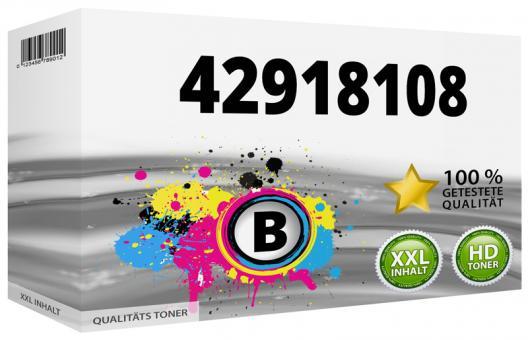 Alternativ OKI Trommel 42918108 Schwarz
