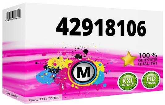 Alternativ OKI Trommel 42918106 Magenta