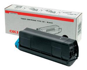 XL Original OKI Toner 42127454 Gelb