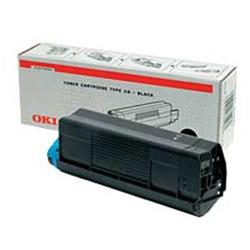 XL Original OKI Toner 42127457 Schwarz