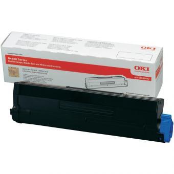 XL Original OKI Toner 43502002 Schwarz