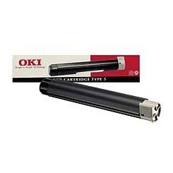 Original OKI Toner 43640302 Schwarz