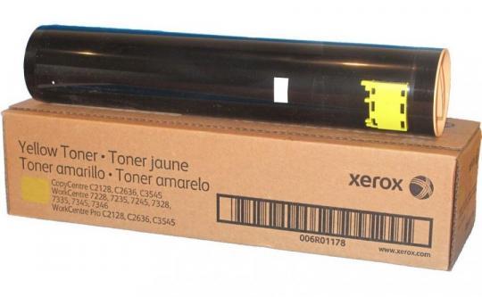 Original Xerox Toner 006R701178 Yellow / Gelb
