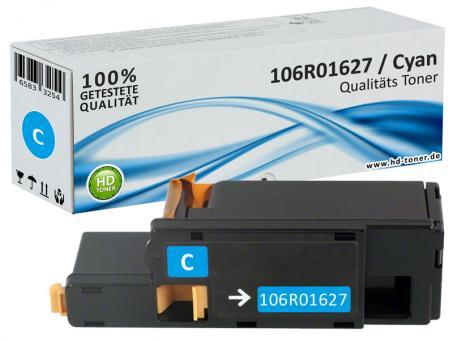 Alternativ Xerox Toner 6000C 106R01627 Cyan