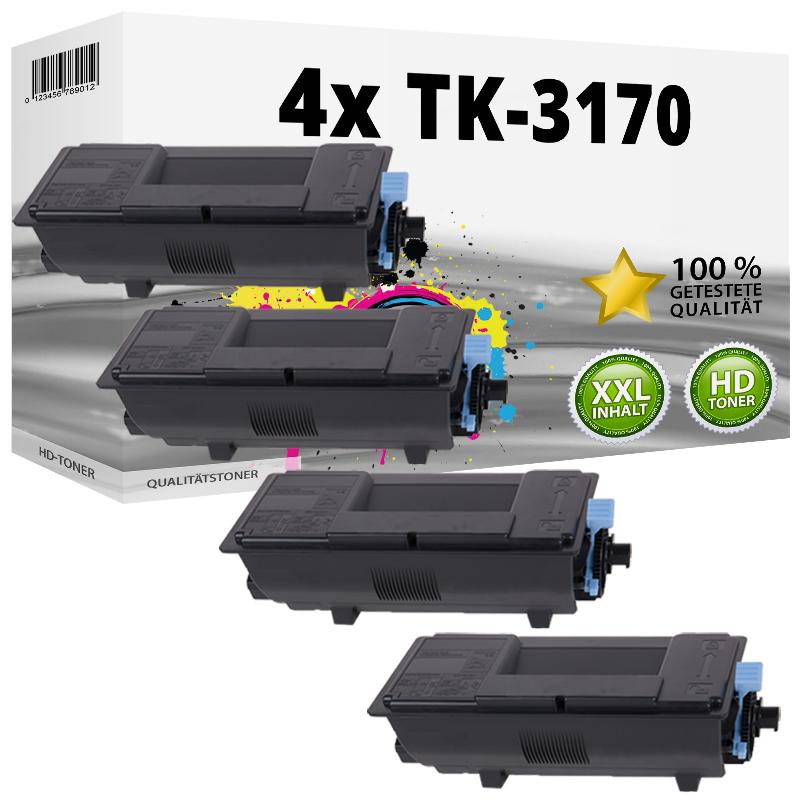 C5222YS 8x ECO Toner ersetzt Lexmark C5222CS C5222KS C5222MS C5222YS C5222KS
