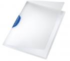 6x Leitz 4175 Klemmmappe ColorClip, A4, PP, blau