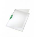 6x Leitz 4175 Klemmmappe ColorClip, A4, PP, grün