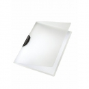6x Leitz 4175 Klemmmappe ColorClip, A4, PP, schwarz