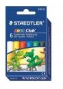 Staedtler Plastilin-Knete Noris Club 6 Farben