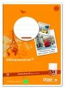Vokabelheft LIN54 A4 32 Blatt 80g/qm 9mm liniert