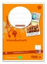 Vokabelheft - LIN53, A5, 32 Blatt, 80g/qm, 9 mm, liniert