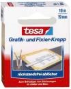 Tesa Grafik- und Fixier-Krepp 10m x 19mm