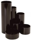 Schreibtischboy - schwarz, 120 x 135 x 150 mm