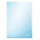 Leitz 4153 Sichthülle Super Premium, A4, PVC, dokumentenecht, blau