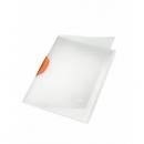 6x Leitz 4174 Klemmmappe ColorClip Magic, A4, PP, orange