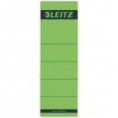Leitz 1642 Rückenschilder - Papier, kurz/breit, 10 Stück, grün