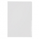 Leitz 4000 Standard Sichthülle A4 PP-Folie, genarbt, farblos, 0,13 mm