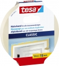 Tesa Klebeband Malerband Krepp Classic 50m x 19mm