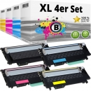 Alternativ Samsung Toner CLT-P404C Set