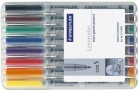 Staedtler Feinschreiber Lumocolor non-permanent S - 8 Farben