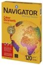 Navigator Colour Documents Papier A4, 120 g/qm, 250 Blatt