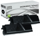 2x Alternativ Utax Toner 4422810010 Schwarz