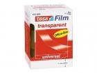 Tesa Film Office Box - transparent 6 Stück 66m x 25mm