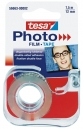 Tesa  Photo Film Tape doppelseitig inkl. Abroller 7,5m x 12mm