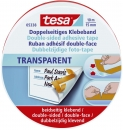 Tesa Bastelband Doppelband beidseitig klebend 10m