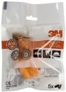 Gehörschutzstöpsel - einm. Gebrauch - Pack mit 5 Paar