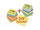 Post-it Notes 12er SparPack (6x Energy Farben + 6x Dream Farben)