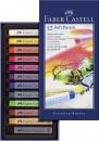 Faber-Castell Creative Studio Softpastellkreide, 12 Farben